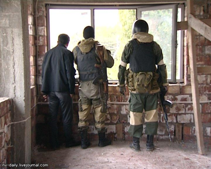 Anti-Terrorist Operations in Dagestan