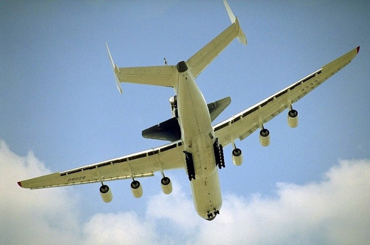 Antonov AN-225 the worlds heaviest and largest jet 10