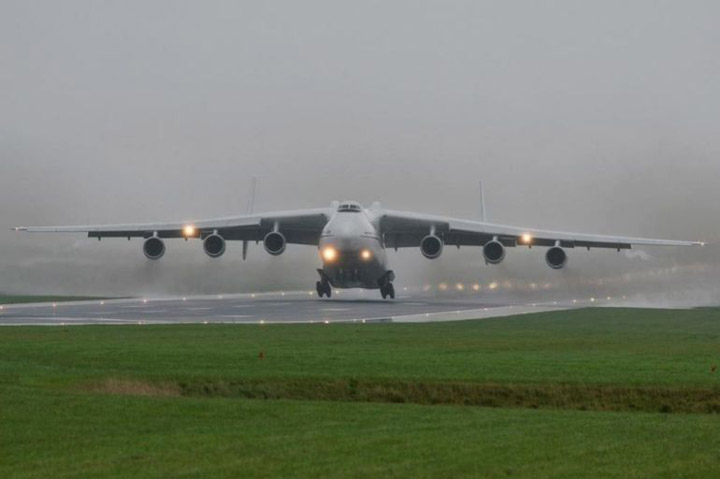 Antonov AN-225 the worlds heaviest and largest jet 3