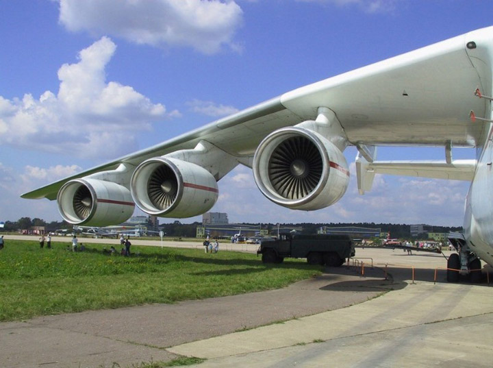 Antonov AN-225 the worlds heaviest and largest jet 9