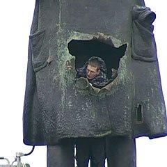 April day Lenin blown up prank 3