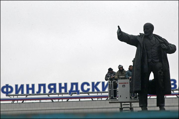 April day Lenin blown up prank 4