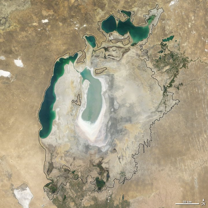 Aral Sea, Russia 10