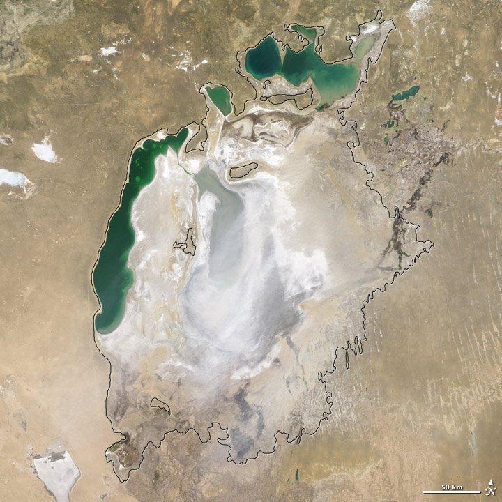Aral Sea, Russia 11