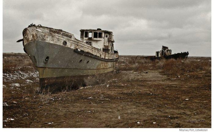 Aral Sea, Russia 13