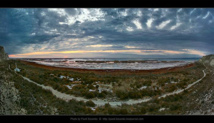 Aral Sea, Russia 16