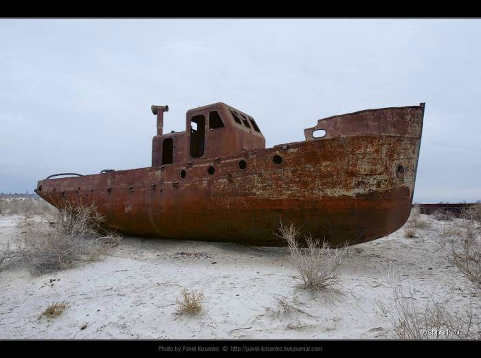 Aral Sea, Russia 22