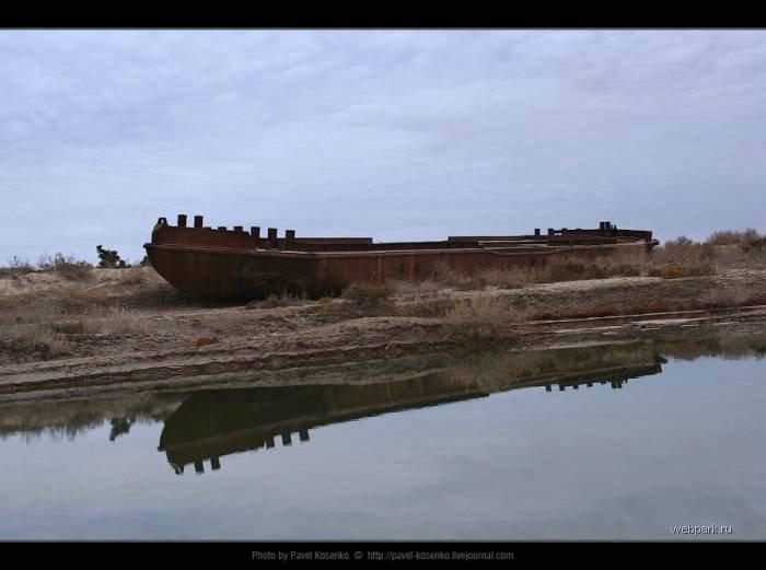 Aral Sea, Russia 23