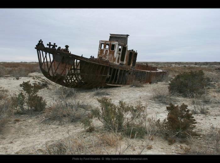 Aral Sea, Russia 24