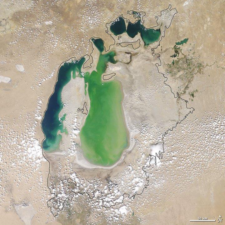 Aral Sea, Russia 3