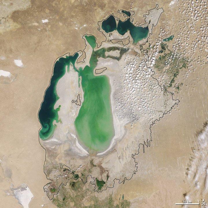 Aral Sea, Russia 4