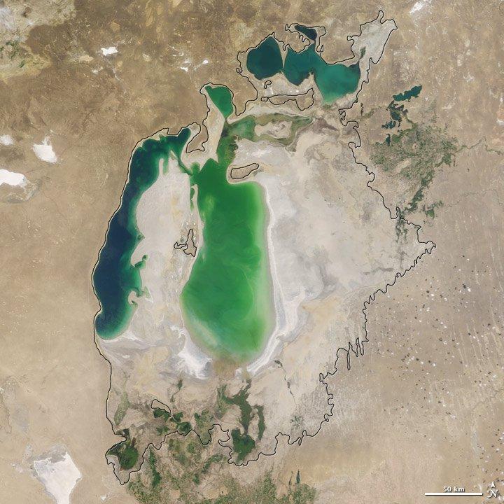 Aral Sea, Russia 5