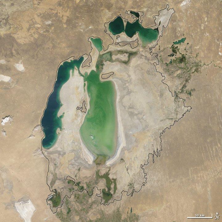 Aral Sea, Russia 6