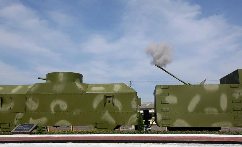 Armored Train To Chern\' 7