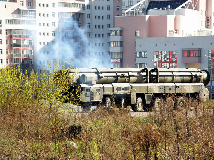 Moscow, Russia invaded by Russian Army 34