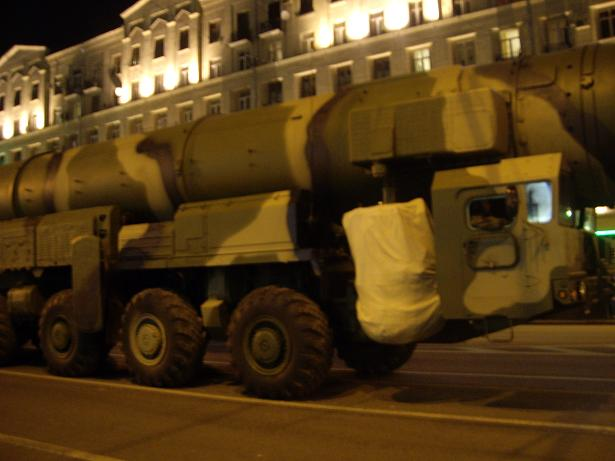 Moscow invaded by Russian army 39