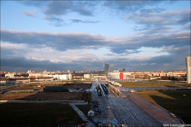 Army units near Moscow 10