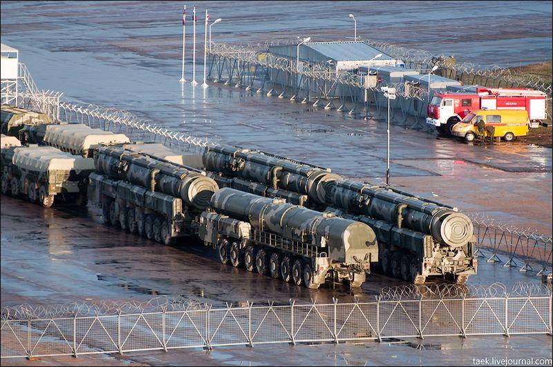Army units near Moscow 7