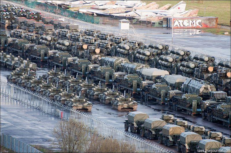 Army units near Moscow 9