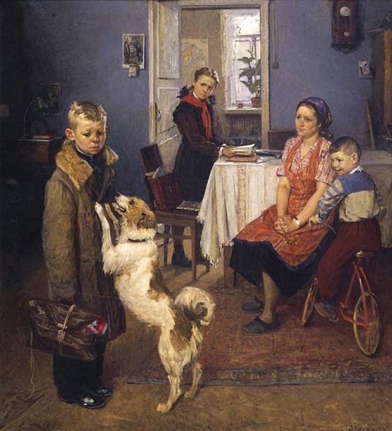 Russian art, modified 18