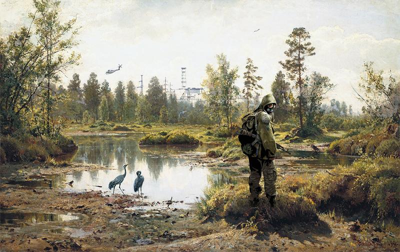 Russian art, modified 63