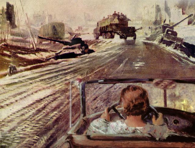 Russian art, modified 75