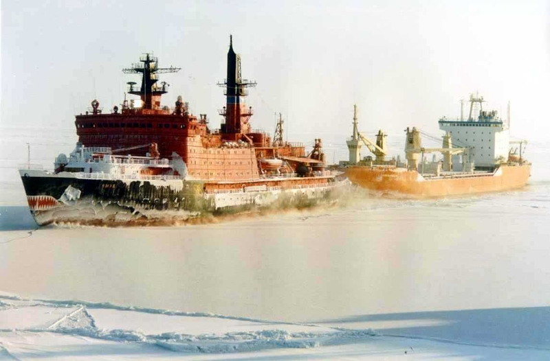 Work on Russian North 26