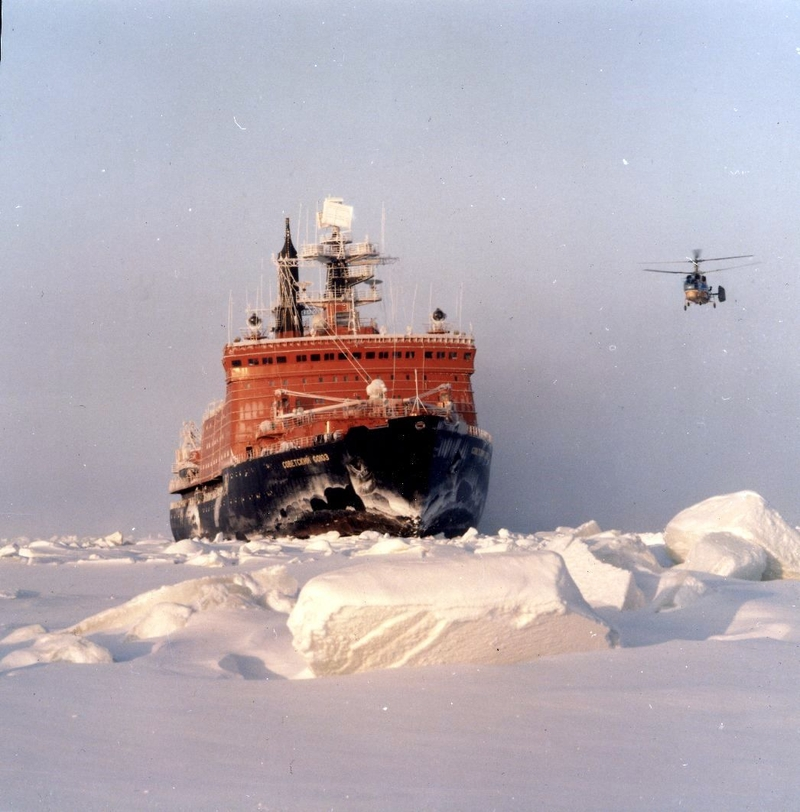 Work on Russian North 27