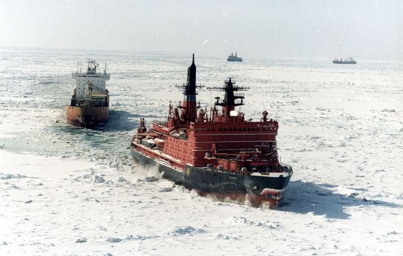 Work on Russian North 40