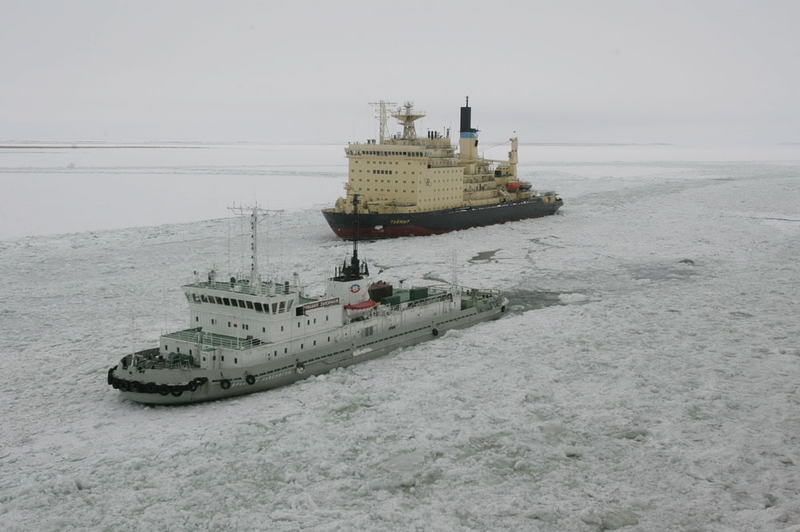 Work on Russian North 41