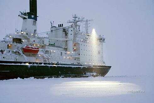 Russian nuclear-powdered icebreakers 14