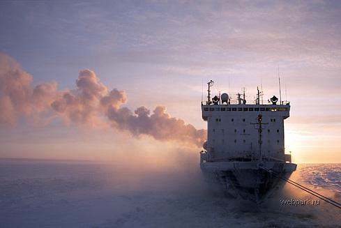 Russian nuclear-powdered icebreakers 15