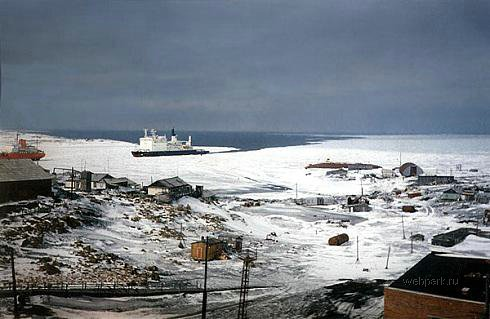 Russian nuclear-powdered icebreakers 17