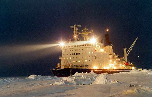 Russian nuclear-powdered icebreakers 4