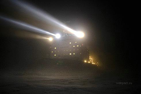 Russian nuclear-powdered icebreakers 5