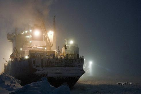 Russian nuclear-powdered icebreakers 6