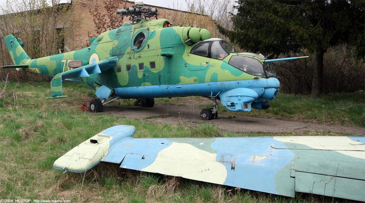 Russian aviation museum in Kiev 12