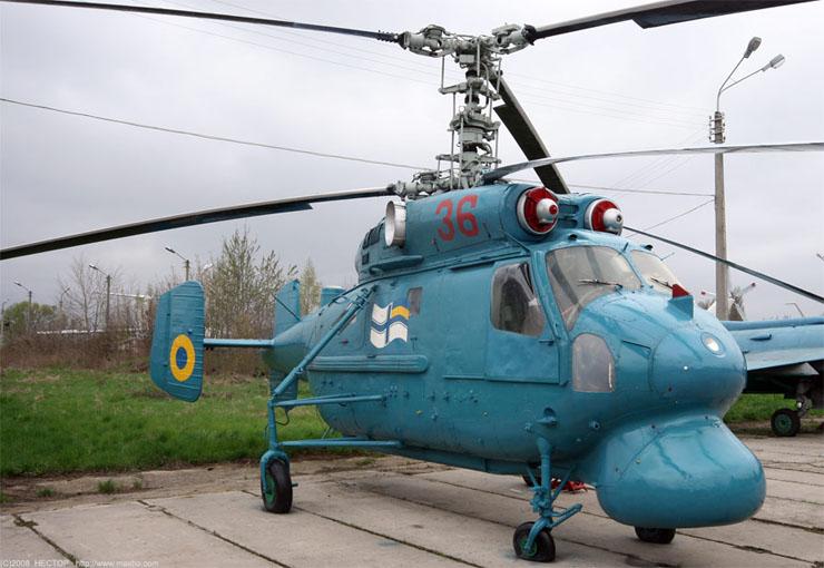 Russian aviation museum in Kiev 15