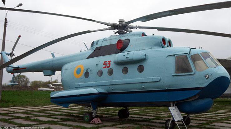 Russian aviation museum in Kiev 16