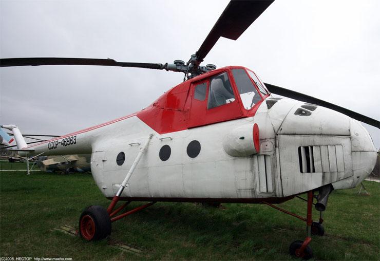 Russian aviation museum in Kiev 20