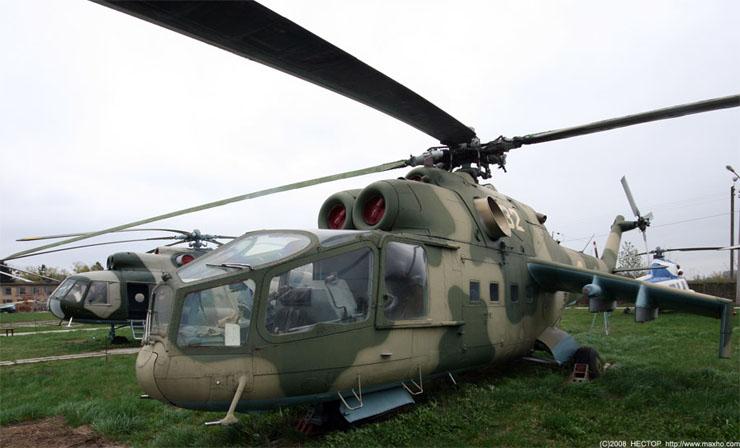 Russian aviation museum in Kiev 21