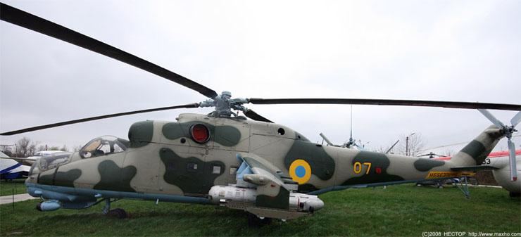 Russian aviation museum in Kiev 22