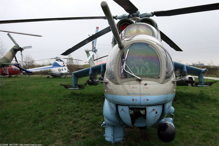 Russian Aviation Museums And Other 20