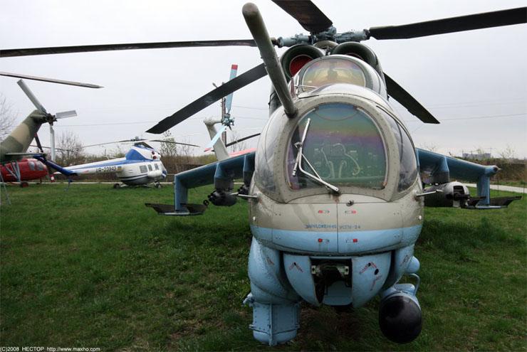 Russian aviation museum in Kiev 24