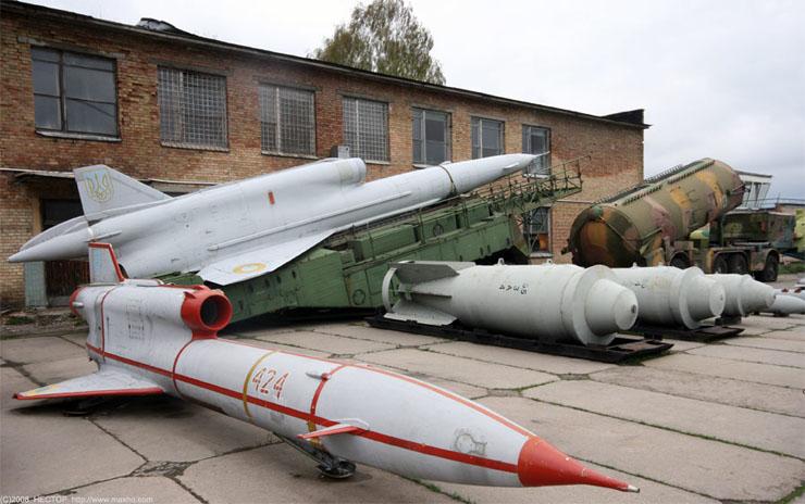 Russian aviation museum in Kiev 25