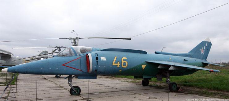 Russian aviation museum in Kiev 29