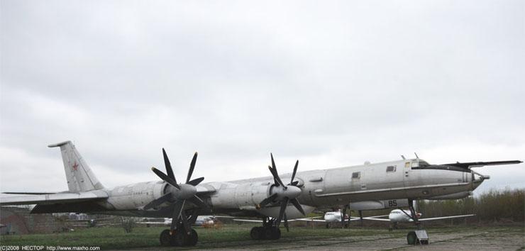 Russian aviation museum in Kiev 30