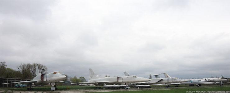Russian aviation museum in Kiev 33