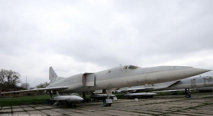 Russian aviation museum in Kiev 35