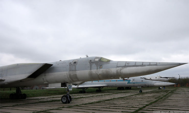Russian aviation museum in Kiev 38
